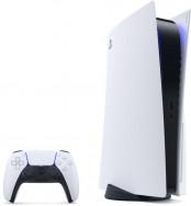 Sony PlayStation 5 (PS5) Digital Edition Játékkonzol - Előrendelésben még kapható! 1+1 év garanciával!