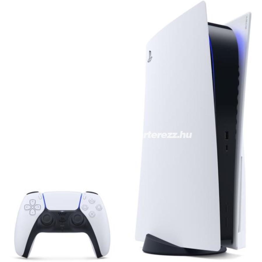 Sony PlayStation 5 (PS5) Digital Edition konzol