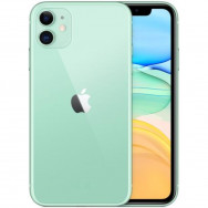 Apple iPhone 11 128GB Mobiltelefon, Zöld