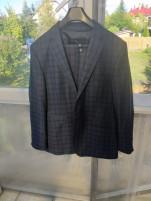 Eladó egy új, szürke 54 -es Armani  öltöny