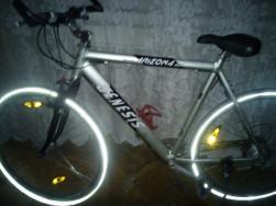 Genesis Arizona ASX alumínium vázas, trekking kerékpár eladó 69900 F