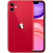 Apple iPhone 11 64GB Mobiltelefon, Piros