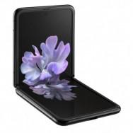 Samsung Galaxy Z Flip 256GB 8GB Ram Dual Mobiltelefon lila és fekete színben