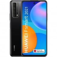 Huawei P Smart 2021 128GB 4GB RAM Dual Mobiltelefon, Fekete
