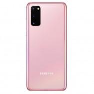 Samsung Galaxy S20 128GB 8GB RAM Dual (G980F) Mobiltelefon, Rózsaszín