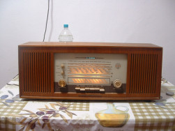 Nordmende Fidelio S300 sztereó régi csöves rádió Hódmezővásárhelyen