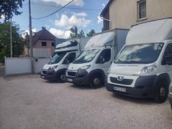 Költöztetés  gyors  szállítási  megoldások !