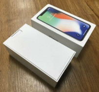 Apple iPhone X - 256 GB - space gray (unlocked)
