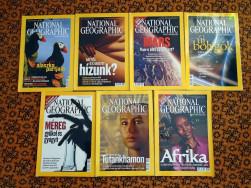 9 db NGC magazin