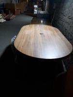 Tárgyalóasztal, használt irodabútor